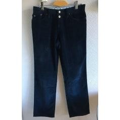 Pantalon droit Dolce & Gabbana  pas cher
