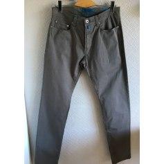 Pantalon slim Pierre Cardin  pas cher
