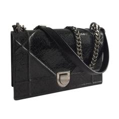 Lederhandtasche Dior Diorama