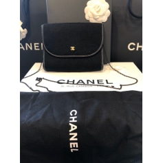 Schultertasche Stoff Chanel