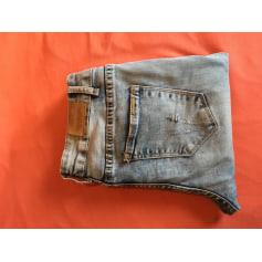 Pantalon slim, cigarette Toxik 3 Jeans  pas cher