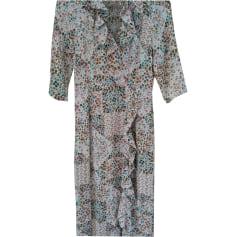 Robe longue Claudie Pierlot  pas cher