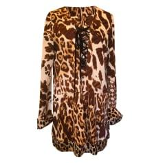 Robe mi-longue Just Cavalli  pas cher