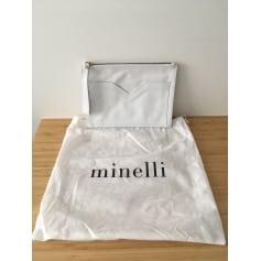 Handtasche Leder Minelli