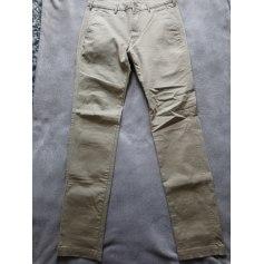 Pantalon slim Uniqlo  pas cher