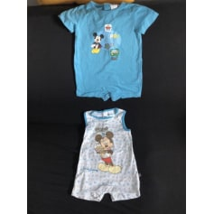 Ensemble & Combinaison short Disney  pas cher