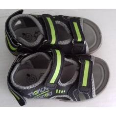 Chaussures à scratch Gémo  pas cher