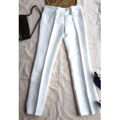 Pantalon droit Lola  pas cher
