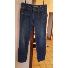 Jeans droit Salsa  pas cher