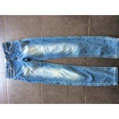 Jeans droit Caprice de Fille  pas cher