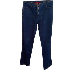 Jeans droit BCBG Max Azria  pas cher