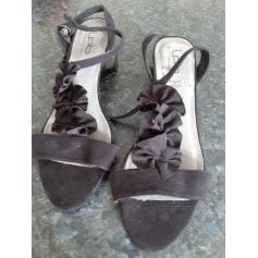 Sandales à talons LPB Les P'tites Bombes  pas cher