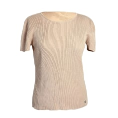 Top, tee-shirt Chanel  pas cher
