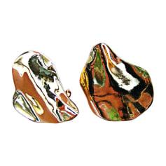 Boucles d'oreilles Yves Saint Laurent  pas cher