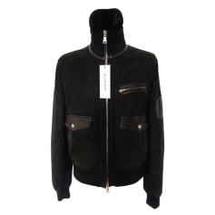 Leather Coat Gianfranco Ferre
