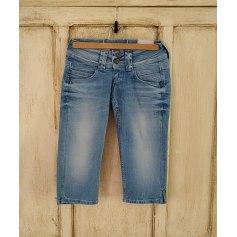 Short en jean Pepe Jeans  pas cher