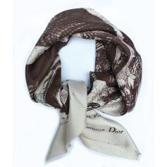 Foulard Dior  pas cher