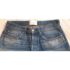 Straight Leg Jeans Sandro