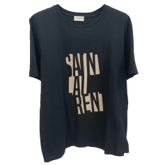 Tee-shirt Saint Laurent  pas cher