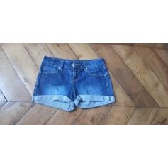 Short en jean Mango  pas cher