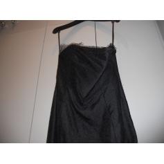 Robe bustier Yves Saint Laurent  pas cher