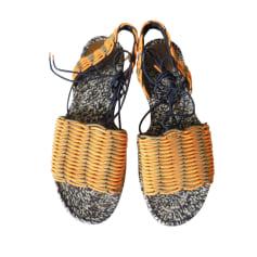 Sandales plates  Bimba & Lola  pas cher