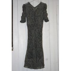 Robe mi-longue Isabel Marant For H&M  pas cher