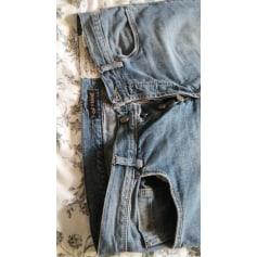 Jeans droit Gianfranco Ferre  pas cher