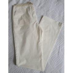 Pantalon slim, cigarette Henry Cotton's  pas cher