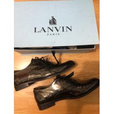 Schnürschuhe Lanvin