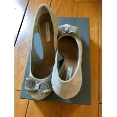 Sandales compensées Tosca Blu  pas cher