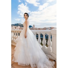 Robe de mariée Adriana Alier  pas cher