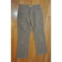 Pantalon droit Aigle  pas cher