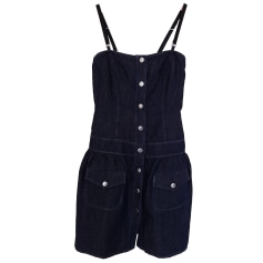 Robe en jeans Jean Paul Gaultier  pas cher