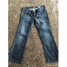 Jeans évasé, boot-cut Hugo Boss  pas cher