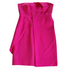 Robe courte Versace  pas cher