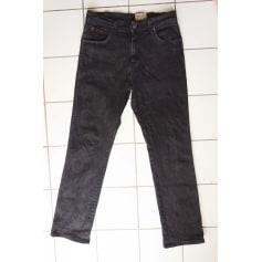 Jeans large, boyfriend Wrangler  pas cher