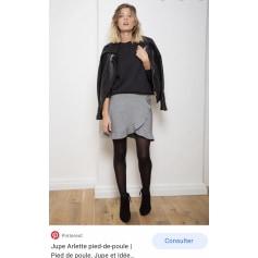 Jupe courte L'Atelier De Camille  pas cher