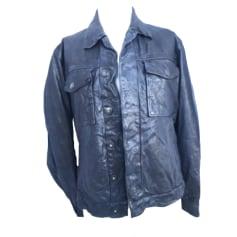 Leather Zipped Jacket Mexx