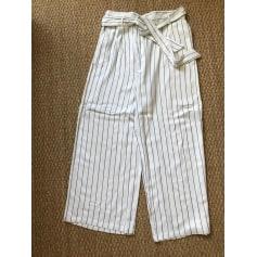 Pantalon large Pimkie  pas cher