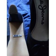 Escarpins Pepe Jeans  pas cher