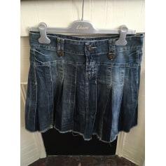 Jupe en jean Pepe Jeans  pas cher
