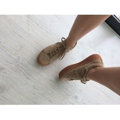 Chaussures à lacets  kylie crazy  pas cher