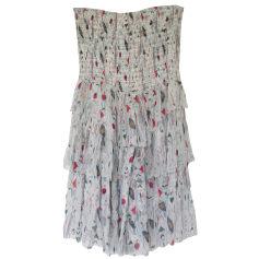 Robe courte Isabel Marant Etoile  pas cher