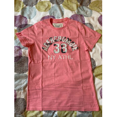 Top, tee-shirt Abercrombie & Fitch  pas cher
