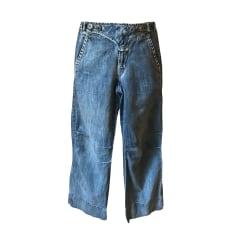 Wide Leg Jeans, Boyfriend Jeans Marithé et François Girbaud