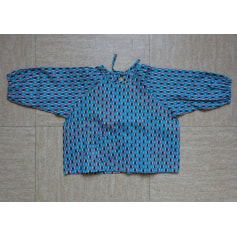 Blouse, Short-sleeved Shirt Petit Pan
