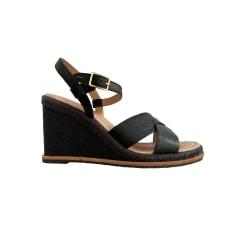Sandales compensées Gant  pas cher