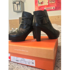 Bottines & low boots à talons Gadea  pas cher