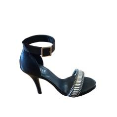Sandales à talons Claudie Pierlot  pas cher